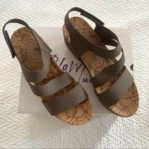 Blowfish Comfy Wedge Sandals